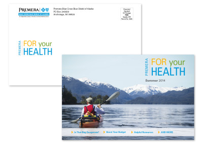 Premera Blue Cross Print Newsletter