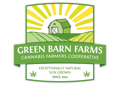 Green Barn Farms Identity