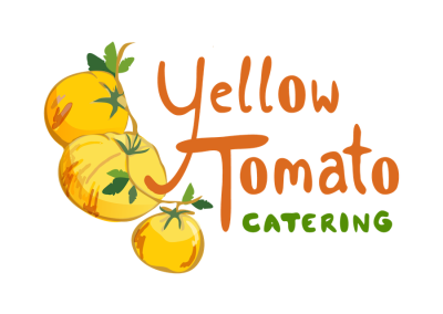Yellow Tomato Catering Logo
