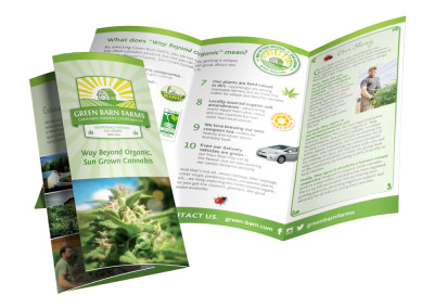 Green Barn Farms Brochure