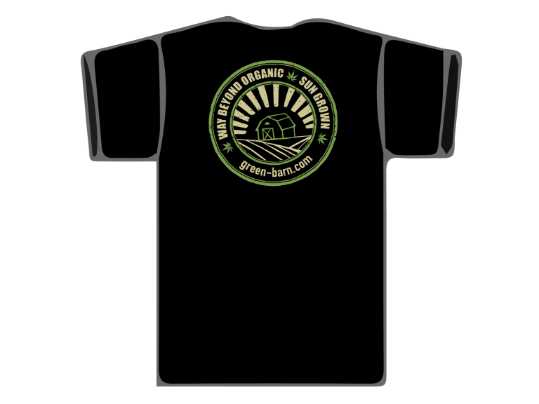 Green Barn Farms T-shirt