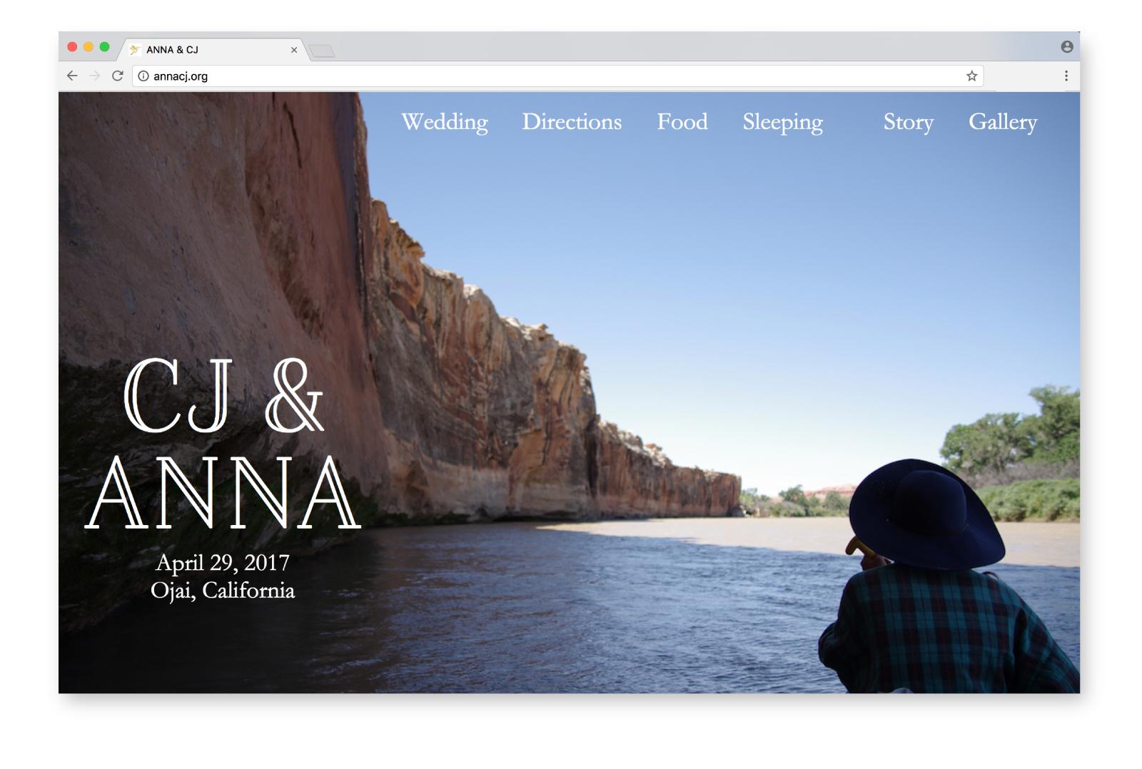 Miramar Farms Website Homepage