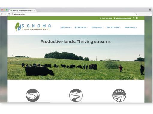 Sonoma RCD Website
